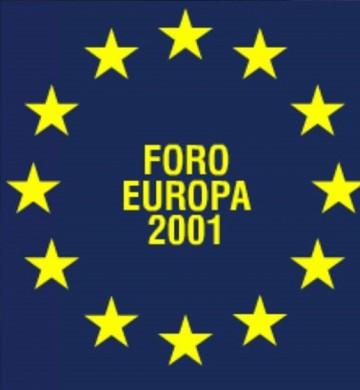FORO EUROPEO 2001
