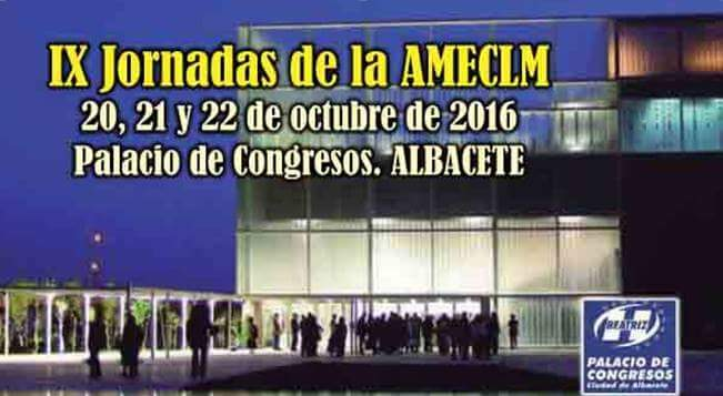 IX Jornadas de la Asociación de Medicina Estética de Castilla La Mancha