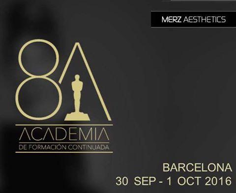 8ª Academia de Formación Continuada de Merz Aesthetics