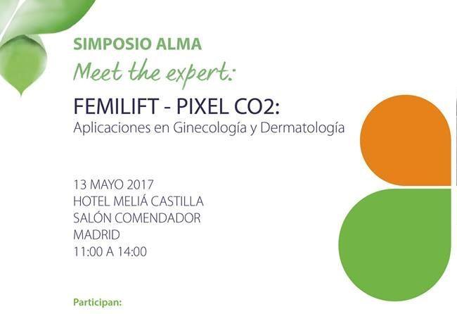 Simposio de Alma Laser: Femilift-Pixel CO2 Aplicaciones en Ginecología y Dermatología