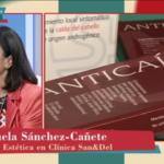 La Dra Sánchez-Cañete participa en un programa en TV Cmm sobre Alopecia