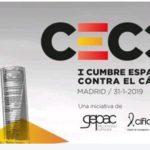Nuestras Doctoras aisisten a la I Cumbre Española Contra el Cáncer